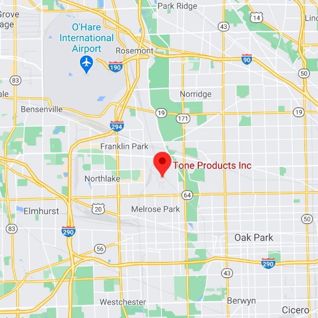 Tone Products Location - Get Directions