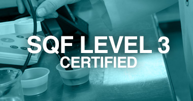 Certified Level 3 SQF